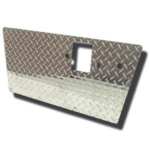 Diamond Plate Door Panels (Pair)