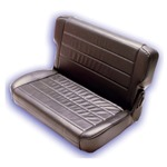 Quick Release Rear Bench Seat 