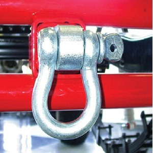 Receiver Shackle