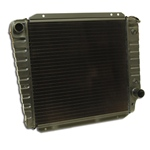 WH Staggered 4 Core Radiator