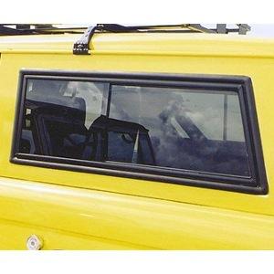 Rear Sliding Windows