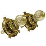 IPF X4 Super Clear H4 60/80W Bulbs (Pair)