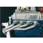 Shorty Headers Ceramic 289 302 5.0 w/O2 (Pair)