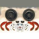 Drum Brake Master Kit 78-79 Bronco 1973-79 Ford F150 With Large Bearing 11x2.25 Drums