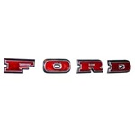 67-77 Ford Grille Letters