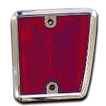 70-77 Rear Reflector Right 