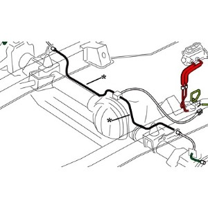 366058 What 3g Alternator Fits 66 A moreover Early Bronco Front Suspension in addition 1983 Ford Mustang Fuse Box Diagram furthermore 01 Mustang Headlight Wiring Diagram also 160851188406. on 92 mustang wiring harness
