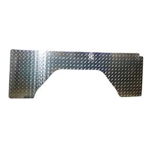 Diamond Plate Quarter Panel Set 66-76