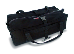 Heavy Duty Tool Bag - Black Canvas (17 x 8 x 6)