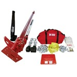 Hi-Lift Super Deluxe Jack Kit (Red)