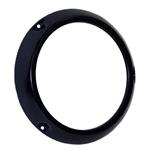 Black Headlight Ring