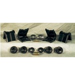 2dg 14pc Front End Bushings Kit 