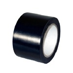 3 Inch Black Vinyl Roll Bar Padding Tape 32 Yards 