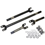4340 ChroMo Axles w/CTM Joints for use with 66-77 Bronco Dana 44