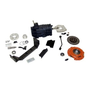 NV 3550 Deluxe Kit T-Shift with NEW transmission