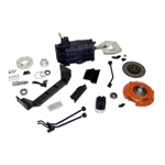 NV 3550 Deluxe Kit J-Shift with NEW transmission