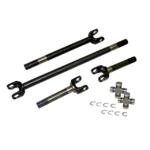 4340 ChroMo Axle w/Spicer 760 Joints for use with Dana 44 78-79 Bronco