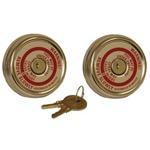 Keyed Alike Locking Gas Caps