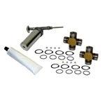 4340 Gold U-Joints Pair for use with Dana 44 for 78-79 Bronco