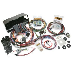 buy painless 10113 28 circuit wiring harness with switches