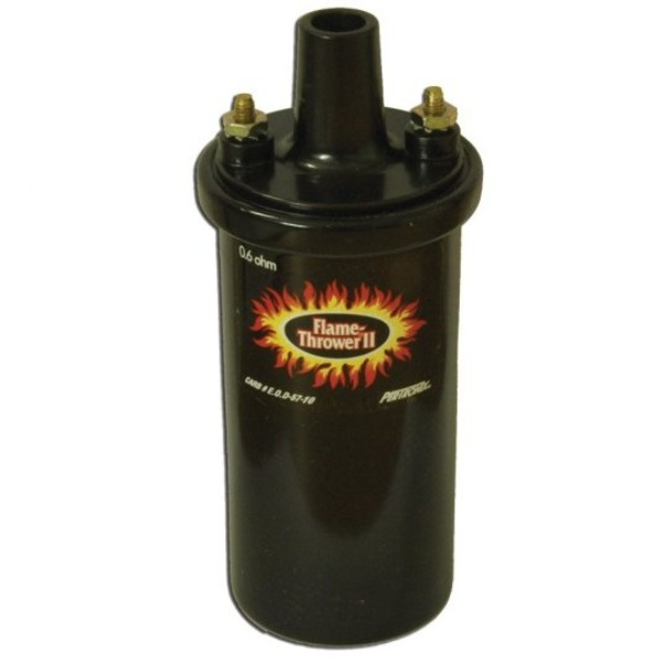 Pertronix Flame Thrower II Coil Black