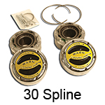 Warn Premium Locking Hubs 30-Spline Outer for use with Dana 44