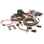 Painless 12 Circuit Wiring Harness with Switches Universal/Streetrod/GM Keyed Column