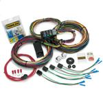 Painless Customizable Ford Color Coded Chassis Wiring Harness 21 Circuit
