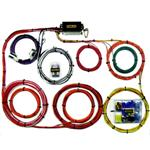 Painless 14-Circuit Wiring Harness Micro Remote Mount