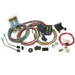 Painless 20-Circuit Wiring Harness Waterproof