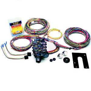 gm wiring harness painless customizable classic plus tri five chevy chassis wiring harness 28