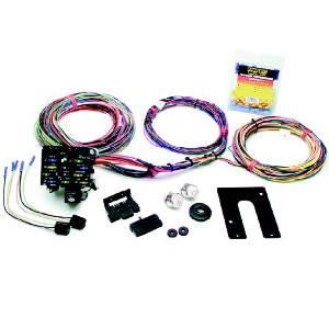gm wiring harness painless customizable classic tri five chevy chassis wiring harness 21 circuit