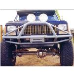 Jeep XJ Xtreme Front Bumper w/ Winch Mounts