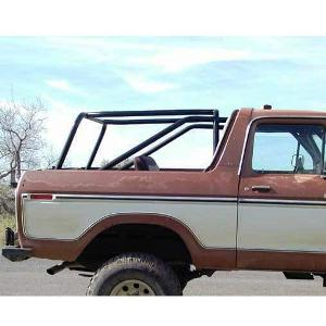 Family Cage w/6 Point Soft Top Support Kit 78-79 (Unwelded)