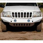 WJ Rock Solid Front Bumper - No Winch