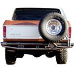 78-79 Big Bubba Rear Bumper w/ Tire Rack