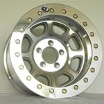 HD Cast Aluminum Beadlocked Wheel 15 X 9