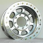 HD Cast Aluminum Beadlocked Wheel 17 X 8.5