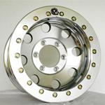 TrailReady Baja Style Converted Aluminum Beadlocked Wheel 15 X 12