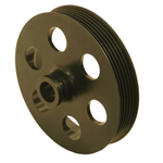Billet Serpentine P/S Pump Pulley 5.2 Inch O.D.