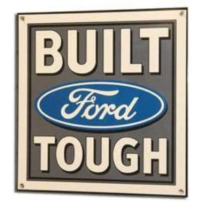 FORD LICENSED SIGNS