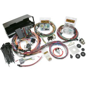 chassis wiring harness painless chassis wiring harness wild horses parts accessories ford wiring harness